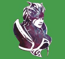 DOTA 2 - Queen of Pain Baby Tee