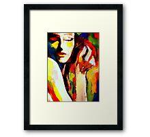 """""""Tuning"""" Framed Print"""