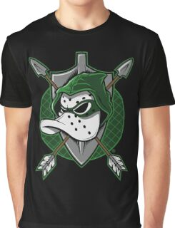 ARROW DUCKS Graphic T-Shirt