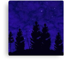 Worlds much like Ours Canvas Print