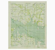 USGS TOPO Map Alabama AL Stewart Cross Roads 305115 1936 24000 One Piece - Short Sleeve