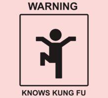 Kung Fu One Piece - Short Sleeve