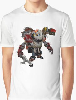 DOTA 2 - Clockwerk Graphic T-Shirt