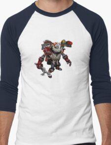 DOTA 2 - Clockwerk Men's Baseball ¾ T-Shirt