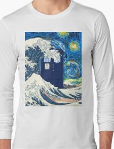 starry night Long Sleeve T-Shirt