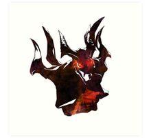 DOTA 2 - Shadowfiend Art Print