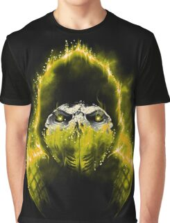 The Hell Scorpion Graphic T-Shirt