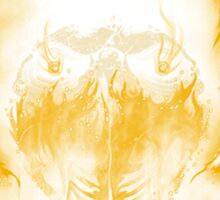 The Hell Scorpion Sticker
