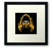 The Hell Scorpion Framed Print