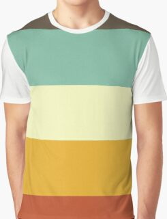 Stripes Graphic Three Graphic T-Shirt