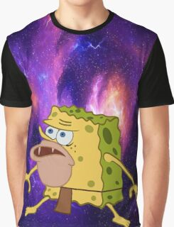 SPONGEGAR Graphic T-Shirt