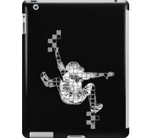 Lesser of 2 Evils iPad Case/Skin