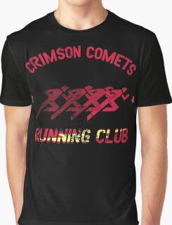 Comets Running Club Graphic T-Shirt