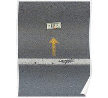 Up Road - Sideline money Poster