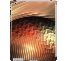 Peach Shell iPad Case/Skin