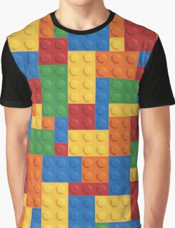 Building Blocks No.1 Graphic T-Shirt
