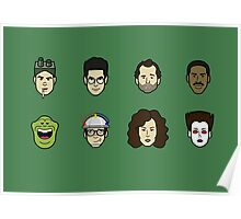 Ghostbusters #2 Poster