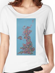 Anywhere in the UK for the price of a stamp Women's Relaxed Fit T-Shirt