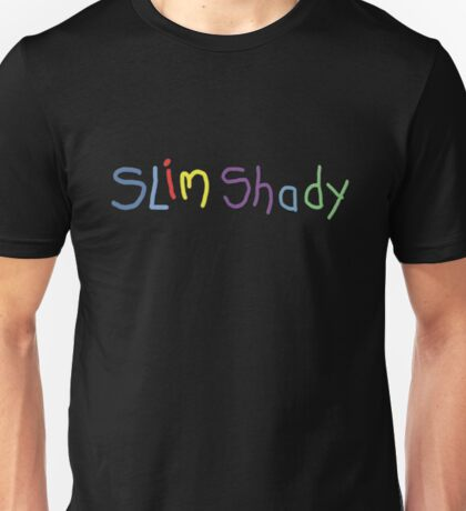 Slim Shady Unisex T-Shirt