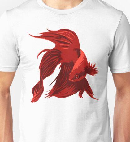 Betta fish Unisex T-Shirt