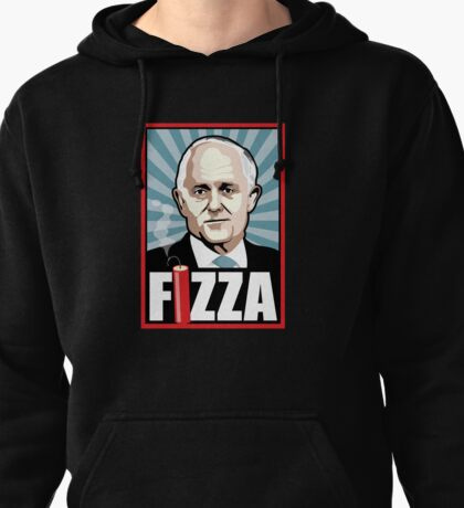 FIZZA Pullover Hoodie