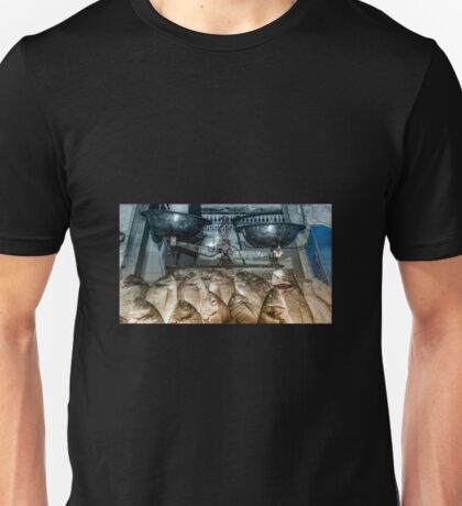 Fish Scales  Unisex T-Shirt