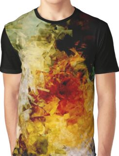 Space Cubed No.1 Graphic T-Shirt