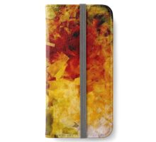 Space Cubed No.1 iPhone Wallet/Case/Skin