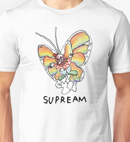Supreme Butterfly  Unisex T-Shirt