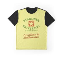 Alzarius University, E-Space Graphic T-Shirt
