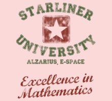 Alzarius University, E-Space Kids Tee