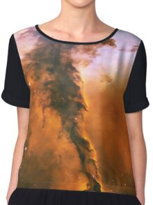 Eagle Nebula One Chiffon Top