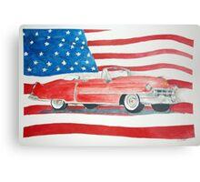 The Cadillac Metal Print