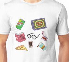 Daria Pattern Unisex T-Shirt