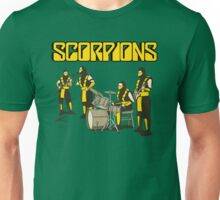 SCORPIONS - MORTAL KOMBAT ROCK BAND Unisex T-Shirt