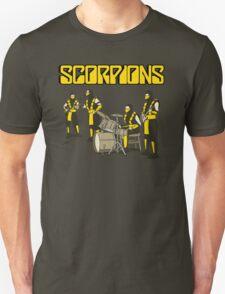 SCORPIONS - MORTAL KOMBAT ROCK BAND Unisex T-Shirt