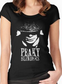 The Peaky Blinders Women's Fitted Scoop T-Shirt