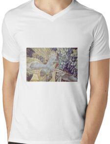The Huntress Mens V-Neck T-Shirt