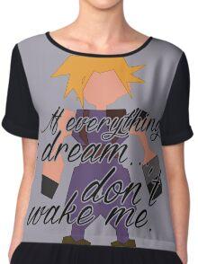 Dream... Chiffon Top