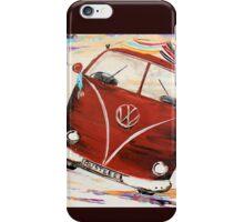 RUSTY VW Kombi Van iPhone Case/Skin