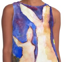 Easter Rabbits Contrast Tank