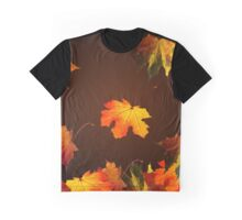 Autumn Fall Graphic T-Shirt