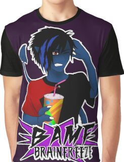 BAMF - Brainfreeze Graphic T-Shirt