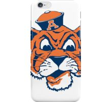 state of auburn mascot iPhone Case/Skin