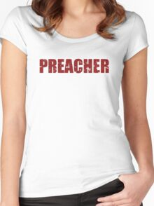 Preacher Women's Fitted Scoop T-Shirt
