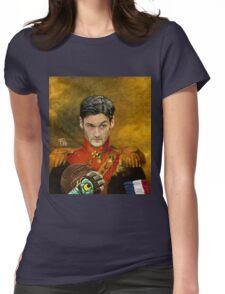 Hugo Lloris Womens Fitted T-Shirt