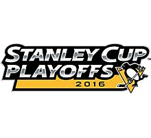   2016 Pittsburgh Penguins NHL Stanley Cup Playoffs   Photographic Print