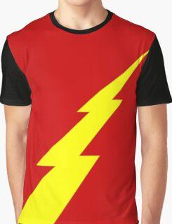 Rising Lightning Graphic T-Shirt