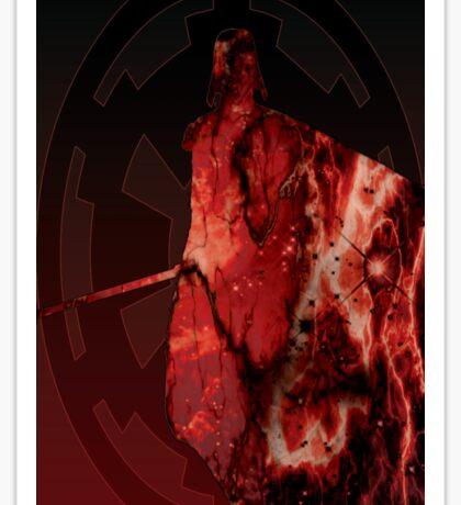 Darth Vader Space Design Sticker