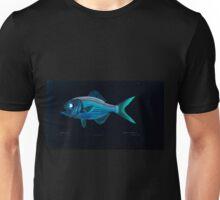 Natural History Fish Histoire naturelle des poissons Georges V1 V2 Cuvier 1849 196 Inverted Unisex T-Shirt